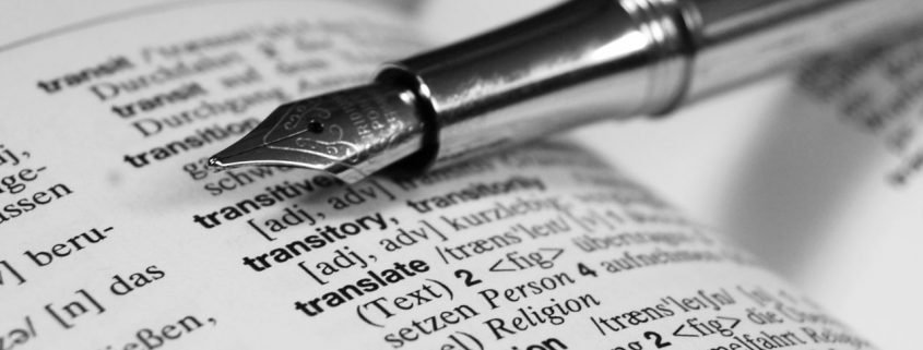 uebersetzen 845x321 - ترجمه رسمی مدارک در دارالترجمه رسمی صادقیه
