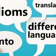 idioms 180x180 - تکنیک های ترجمه انگلیسی به فارسی