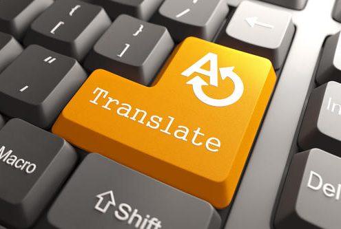 orange translate button 495x333 - اصول ترجمه – نکاتی برای انجام ترجمه بهتر