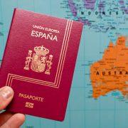 spain visa 1 180x180 - دفتر ترجمه رسمي مدارك در شهرك غرب