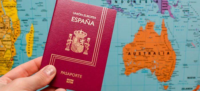 spain visa 1 700x321 - دفتر ترجمه رسمي مدارك در شهرك غرب